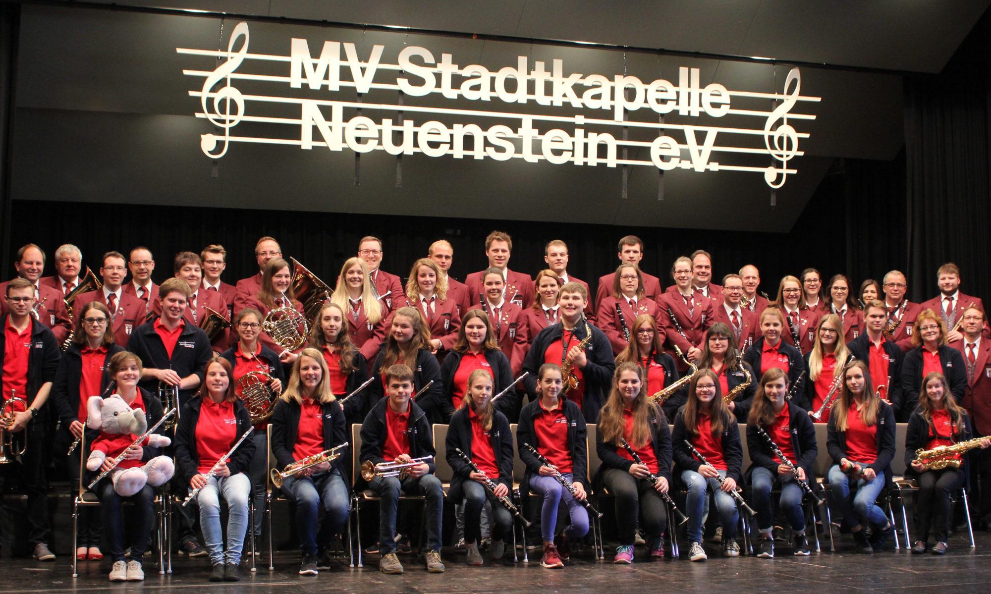 Neuensteiner Blasmusik